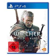 Witcher 3 PS4 39,95 inkl Versand