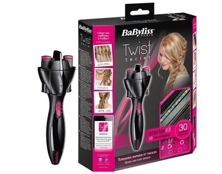 BaByliss Twist Secret TW1100E Set (neues Modell mit Zubehör) für 22,95 statt 26,89