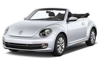 VW Beetle Cabriolet für 95€ netto / 113,05€ brutto pro Monat / 24 Monate 0,- Anzahlung