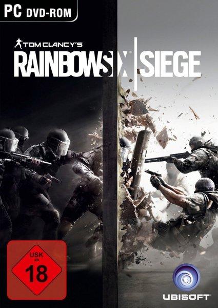 [gamekeys.biz] USK 18 Tom Clancy's Rainbow Six Siege für PC ►27,99€◄