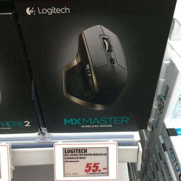 [lokal Berlin-Schöneweide?]Logitech MX Master