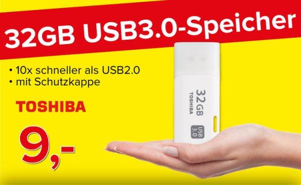 [Lokal Münster] Omega Electronic Angebote USB STICK 32GB USB 3.0