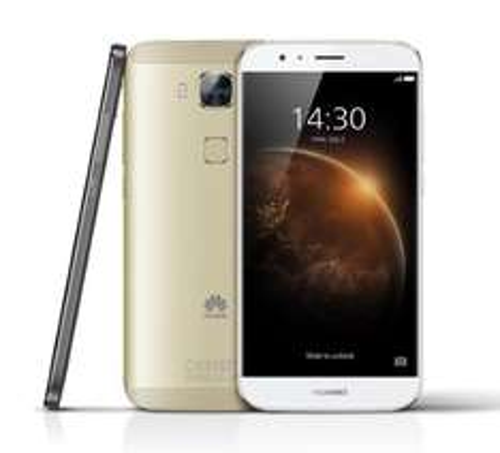 Huawei G8 (champagne white)