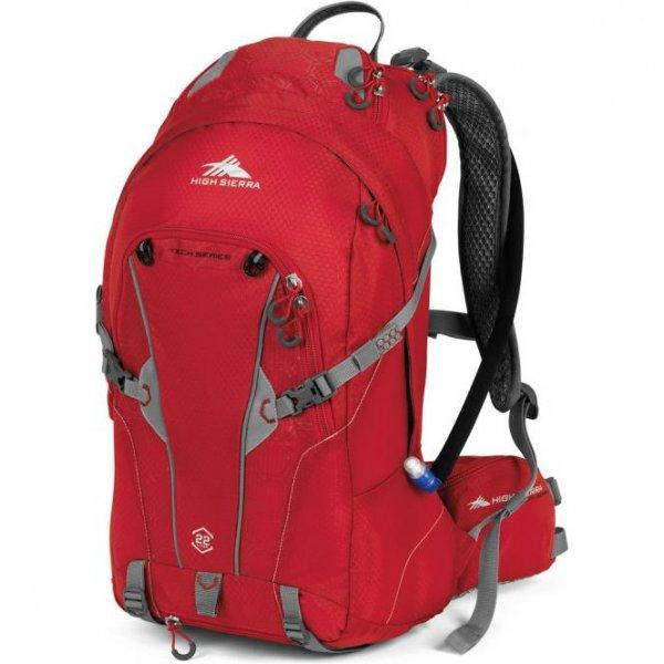 [markenkoffer.de] High Sierra Hydration Packs Gallatin 22 Wander-/Trinkrucksack 22 L 46 cm für 29,88 €