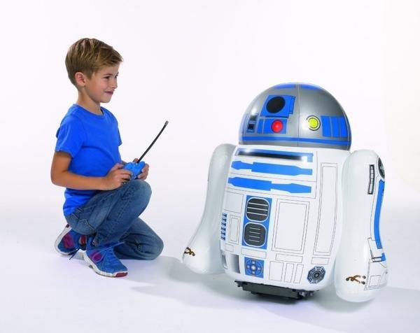 Ferngesteuerter Star Wars R2D2, aufblasbar - thalia mit gutschein 15LASTMINUTE