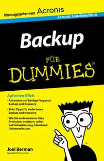 (pdf) Backup für Dummies