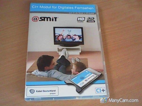 Smit CI+ Modul für Kabel Deutschland @amazon.de