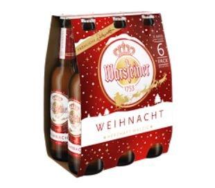 Warsteiner Weihnachtsbier 6x0,33l  (mit Scondoo) für 0,94€ @ Kaufland (ggf. Weitere) im Angebot mit sogar mit Gewinn