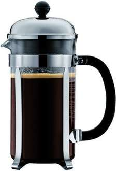 ABGELAUFEN - Amazon WHD - Bodum Chambord Kaffeebereiter für 8 Tassen schwarz
