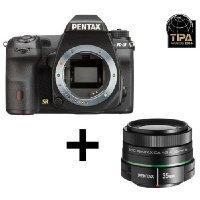 Amazon.FR Tagesangebot: PENTAX K-3 - digitaler Fotoapparat + Objektiv smc DA 35mm