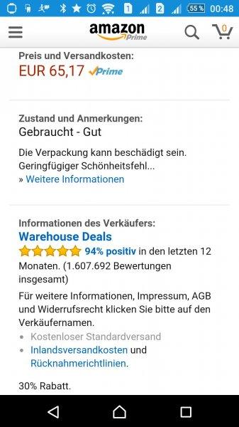 [Amazon whd Deal] hue lux starterkit für 45,62€