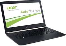 Acer Aspire VN7-791G-79SE mit i7-4720HQ; 8GB RAM; 1TB SSHD; 17 Zoll matt Full HD IPS; GeForce 940M; Windows 10 für 929€ [Cyberport]