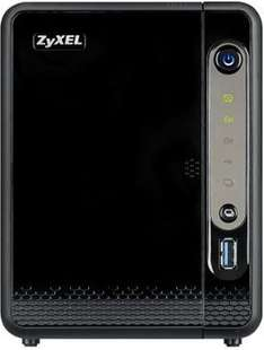 [NBB] NAS Zyxel NSA-325 v2 (2-Bay, USB 3.0, 1,6 GHz, 512 MB RAM)  für 65,11€