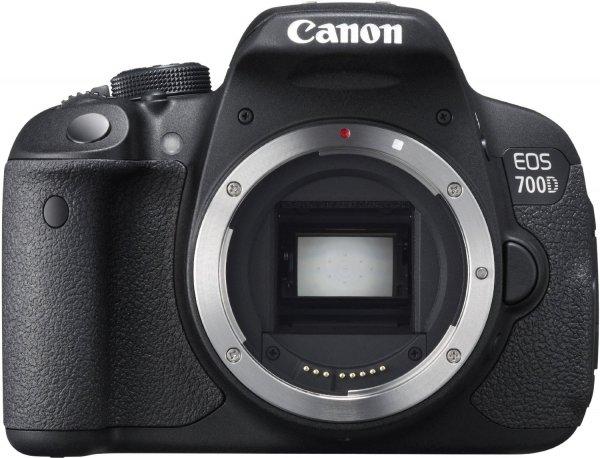 [Amazon WHD] Canon EOS 700D Body (sehr guter Zustand) für 321€