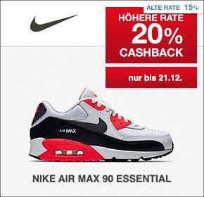Qipu: 20% Cashback auf jede Bestellung im Nike Store (inkl. ID-Produkte) + kostenloser Versand