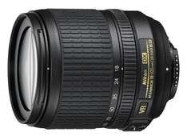 Nikon AF-S DX Nikkor 18-105mm 1:3,5-5,6G ED VR Objektiv