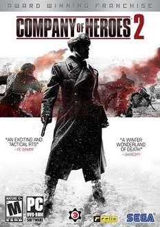 Company of Heroes 2 für 7,99 €