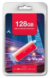MyMemory 128GB 3.0 USB Stick für 23,94€ @ mymemory.de