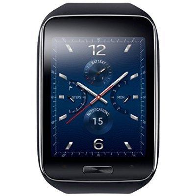 Samsung Gear S schwarz Warehouse-Deal