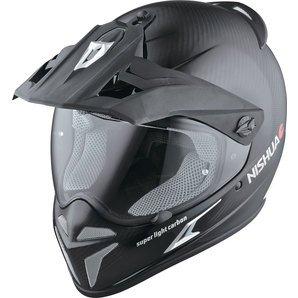 Nishua Enduro Carbon Helm - ehemaliger UVEX/BMW Helm