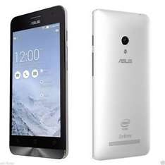 [Saturn] ASUS ZenFone 5, 16 GB, 5 Zoll, Weiß, 3G, LTE, Android 5.0, 2 GB RAM