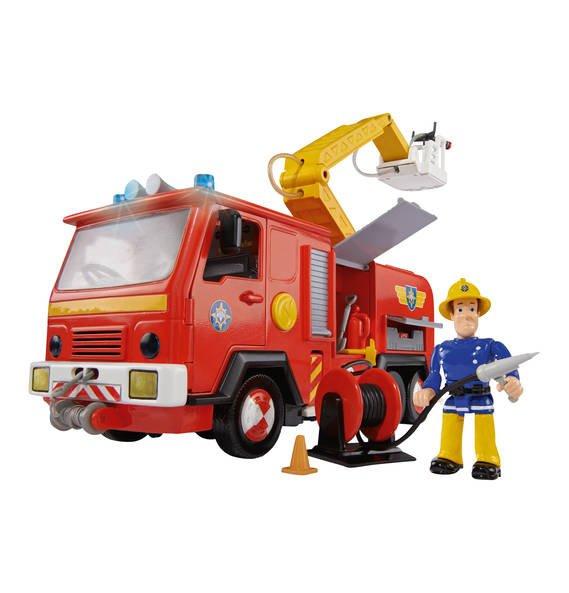 Simba Feuerwehrmann Sam Jupiter