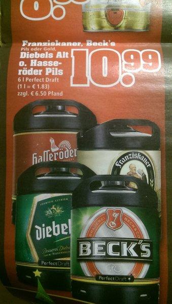 Lokal Trinkgut Philips Perfect Draft 6l Bierfässer für 10.99