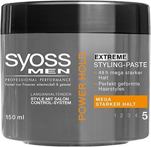 Syoss MEN Power Paste, 6er Pack (6 x 150 ml) 22,19€