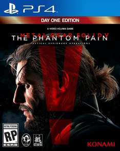 Metal Gear Solid 5: The Phantom Pain PS4 UK 37,60€