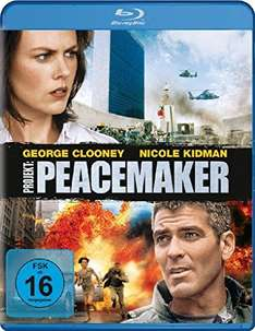 Projekt: Peacemaker [Blu-ray] Amazon Prime oder Buchtrick