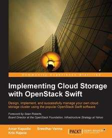 "Ebook ""Implementing Cloud Storage with OpenStack Swift"" bis 20.12. 1 Uhr kostenlos"