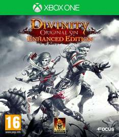 [Amazon.uk] Enhanced Edition Divinity Original Sin (One/PS4)