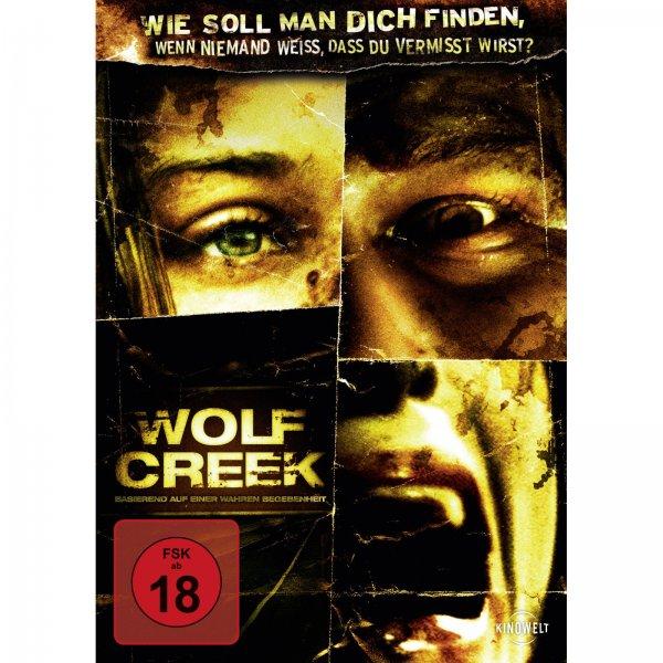 WOLF CREEK - DVD bei Media Markt [ebay] für 2,90 €