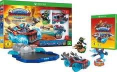 Bundesweit Müller Skylanders Superchargers Starterpack Xbox One/PS4/Wii U ab 24,99€
