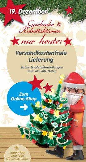 heute versankostenfreie Lieferung bei playmobil.de