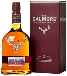 [Amazon]Dalmore 12 Jahre Single Malt Scotch Whisky (1 x 0.7 l)