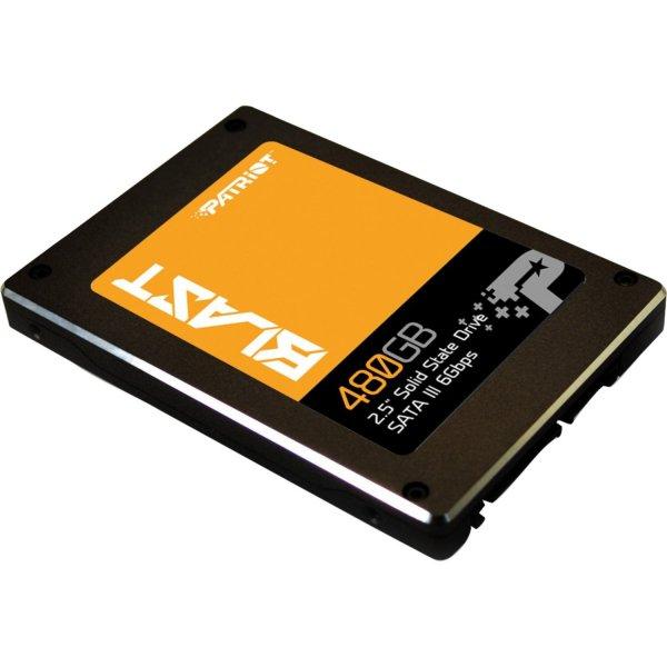 Patriot Blast 480GB, SATA für 124,99€ bei ebay&Alternate
