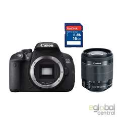 CANON EOS 700D Kit EF-S 18-55mm f | 3.5-5.6 IS STM + GRATIS 16GB SD-KARTE VSK-FREI
