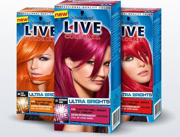 (Rossmann)Schwarzkopf Live Color XXL Haarfarbe für 0.26€ pro Stück