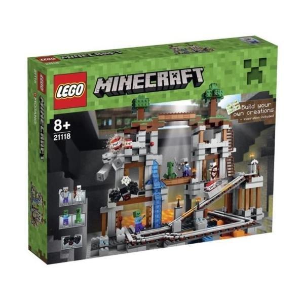 LEGO® Minecraft 21118 - Die Mine - Vorbestellung bei Thalia
