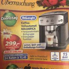 Kaffee-Vollautomat MAGNIFICIA