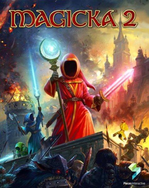 [Steam] Magicka 2 (@ImperialGames)