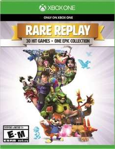 Rare Replay - 30 Spiele-Klassiker (Xbox One) @redcoon.de