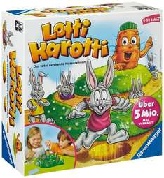 [Amazon Prime] Lotti Karotti von Ravensburger
