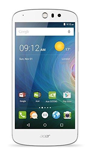 [Mediamarkt] Acer Liquid Z530 Dual-SIM LTE Smartphone (12,7 cm (5 Zoll) IPS HD Zero-Air-Gap Display, 1280 x 720 Pixel, Quad-Core-Prozessor, 8 Megapixel, 1GB RAM, 8GB Speicher, Android 5.1) weiß