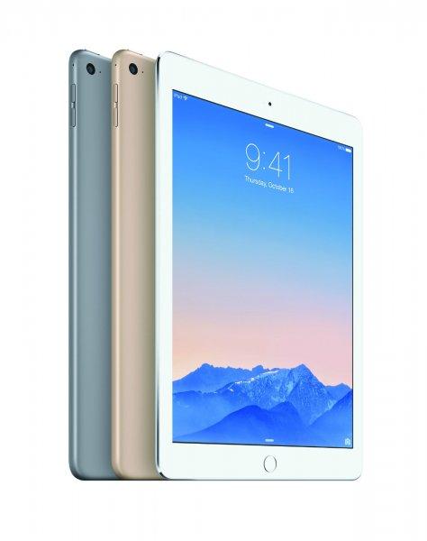 [reBuy@eBay] Apple iPad Air 2 Wi-Fi 64GB (silber/gold/spacegrau) generalüberholt vom Hersteller für 399€
