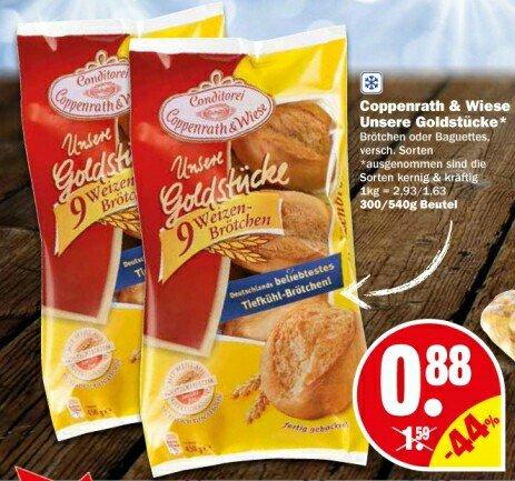 [NP Discount] Coppenrath & Wiese - Unsere Goldstücke versch. Sorten 300g/540g für 0,88€ (ab 28.12.)