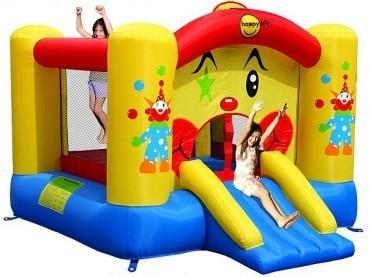 Hüpfburg HappyHop Clown 6,5 m² mit Rutsche 169€                (grillfürst )