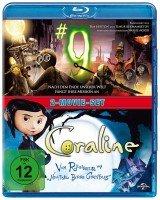 Coraline & #9 als Doppel Blu Ray