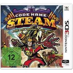Nintendo 3DS Code Name S.T.E.A.M @ Redcoon